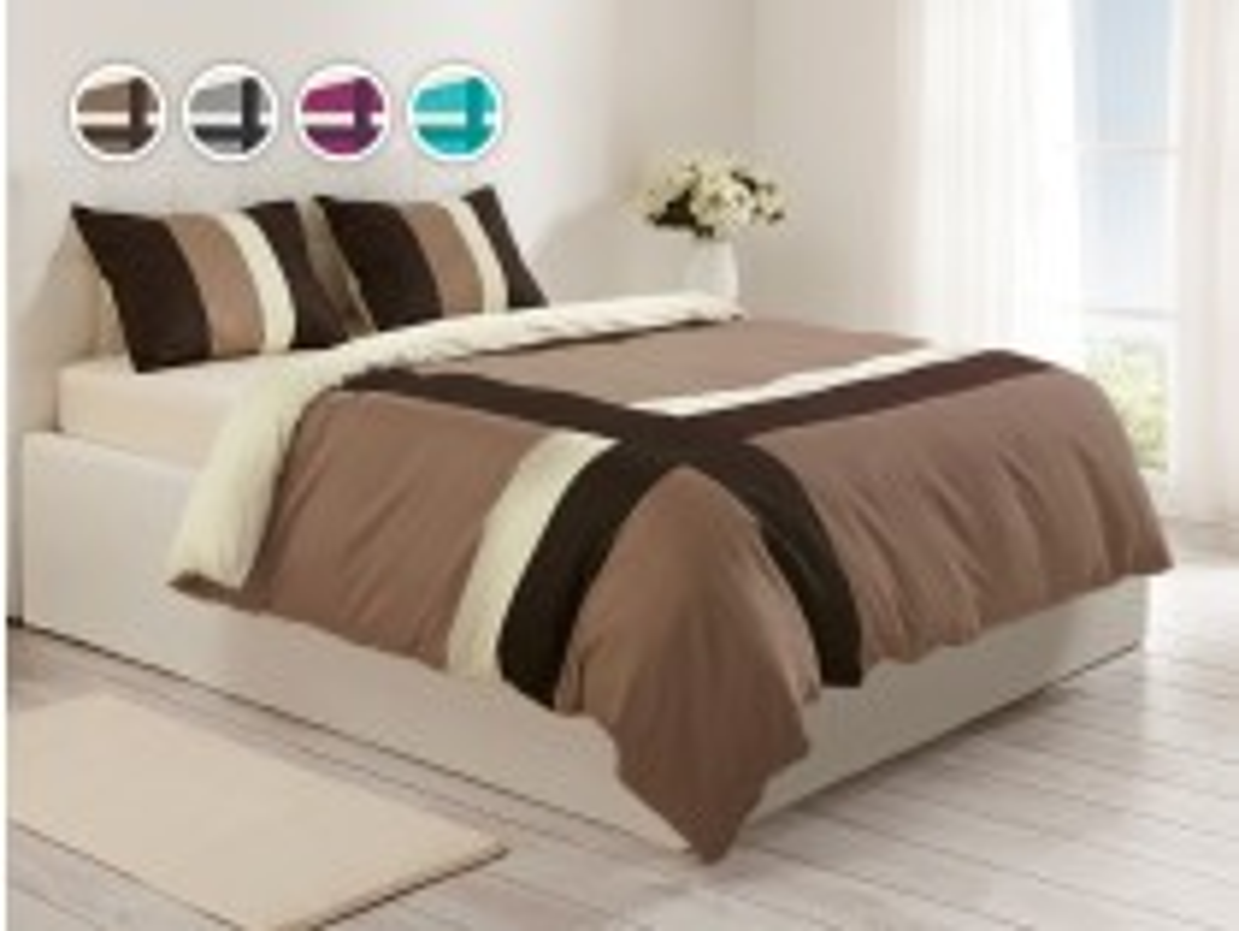 Silky Touch Set de lenjerie pentru pat