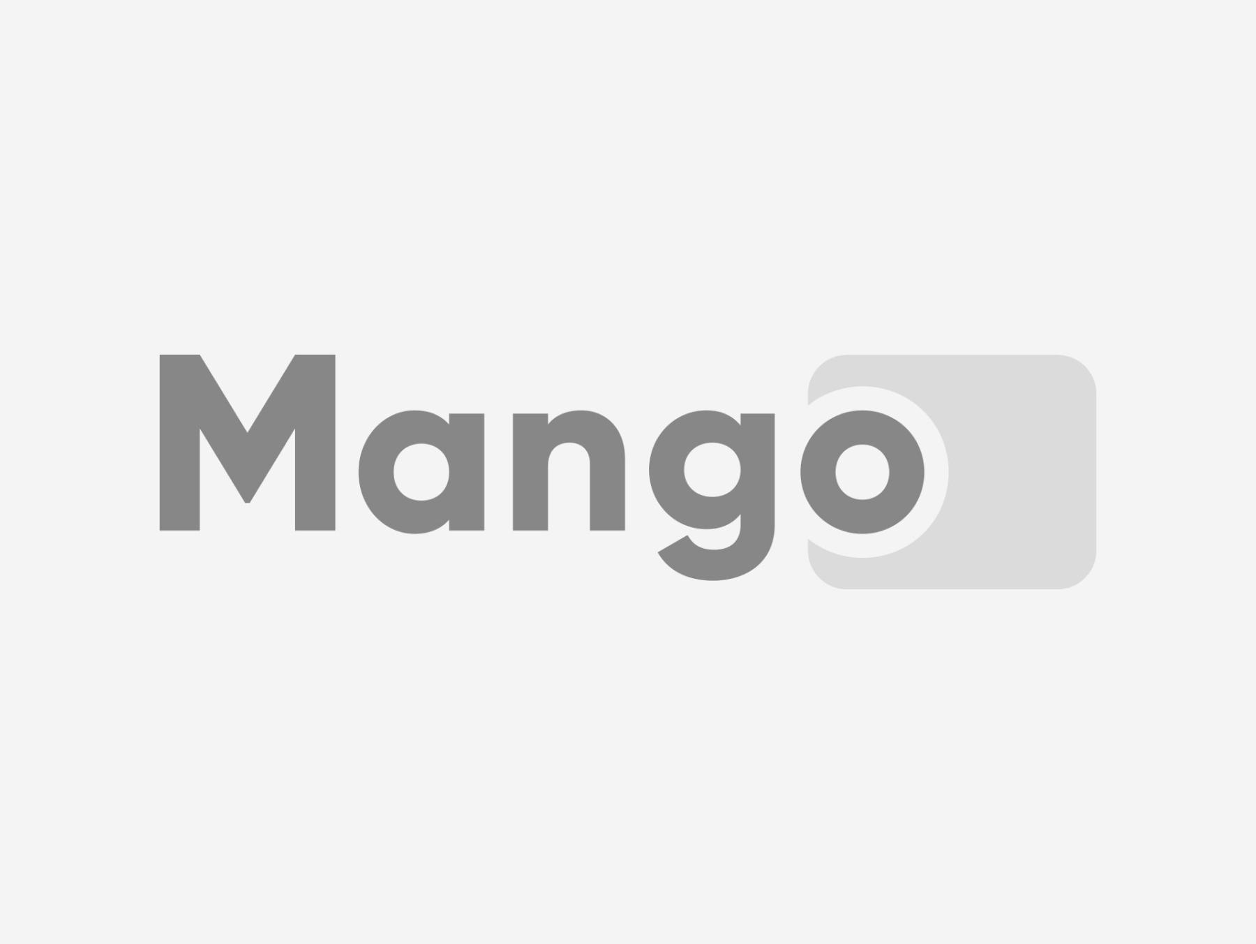 Cadru de pat - gri închis Dolce Premium