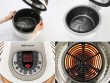 3D Air Fryer Aparat Multifunctional Delimano