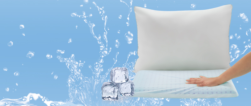 Dormeo Cooling Pillow 2în1