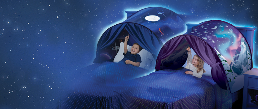 Dream Tent - locul MAGIC al copiilor!
