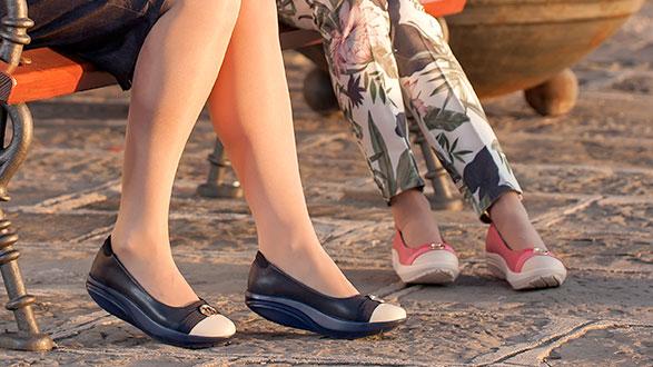 Walkmaxx Ballerinas Elegant 4.0