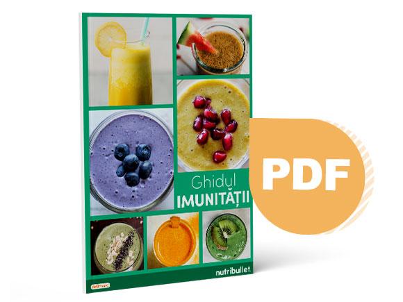 Nutribullet Immunuty E-book