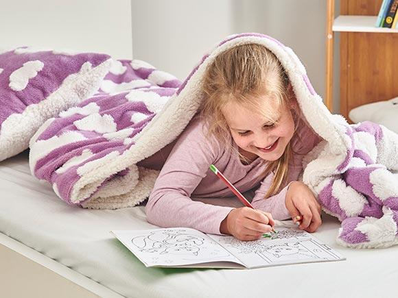 Set Dormeo Warm Hug pentru copii